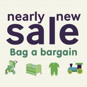 NCT Nearly New Sale Twickenham Logo