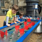 London Museum of Water & Steam splash zone