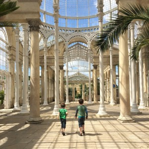 Syon Park Great Conservatory