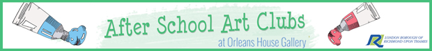 Orleans House Gallery Art Clubs