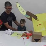 Richmond Council Children's Activities Dad Day