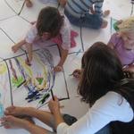 Richmond Council Children's Activities Sunday Afternoon Art