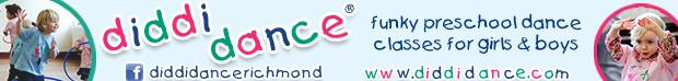 Diddi Dance Banner
