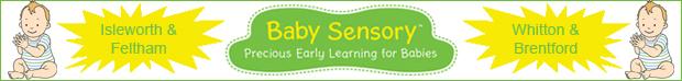 Baby Sensory Banner